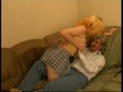 Virgin Girl Fucked by Creepy Old Man