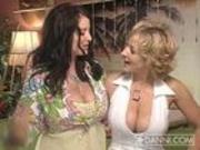 Danni Ashe - in bed with Lorna Morgan 2.