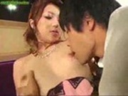 Asian Yuna Fucked And Jizzed
