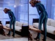 Erin Gray Buck Rogers,nice Butt,Shinny