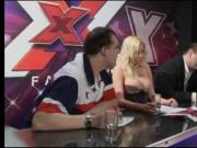 Emma Butt on X-Factor