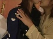 Asian Mother and Daughter lesbian play