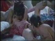 CALIGULA (1980) - ORGY SCENE