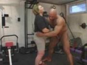 BBW Mature Has Anal Sex After Workout