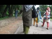 Bangladeshi Booty Sightseeing