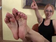 Orias foot pov