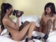 Alexis Love and Adriana in: BedTime Video Stories