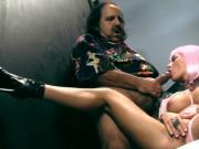 Helly Mae Hellfire as Gaga & Ron Jeremy as Himself