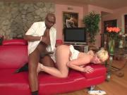 Teen Claudia Downs Gets BBC from Friends Daddy