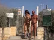 Cap d Adge fucking couple