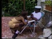 Classic Black Anal Janet Jacme