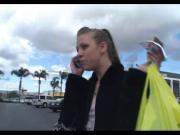 Brace Faced Bitch Teen Leah Buttfucked POV
