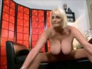 Mom with amazing massive giant boobs & guy