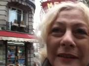 French mature hooker Kate in Paris - Montmartre