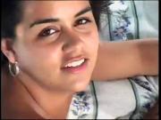 Gorgeous Latina Aliyah Masturbates Outdoors