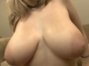 Jenna Doll has two cock deep fucking her mouth and pussy