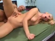 August Fucked So Hard Her Pussy Suirts All Over Throbbing Cock