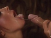 Horny cum lover Mikayla and girlfriend gets jizzed on the mouth after a hot fuck