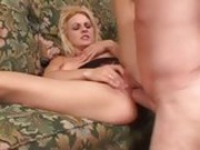 Horny porn babe Sindy Lang getting rammed  so hard on her twat and enjoys it
