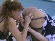 hot blondie Debi Diamond gets so hot and horny together with a lusty bitch