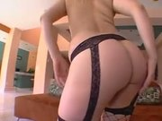 Blonde Chick Nailed Hard By A Monster Black Dick