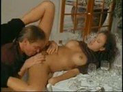 Catering Service Interrupted by Threesome