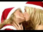 Lesbo Sluts Celebrate Holidays