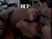 Alicia Rhodes & Isabel Ice Double Penetrating Whores