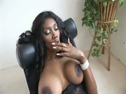 Nyomi Banxxx Drilled By A Big One