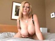 Sara Jay: Busty MILF Wants His Cum