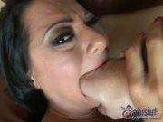 Sandra Romain likes rough sex