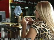 MILF Julia Ann Picks Up A Stud At The Bar