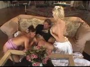 Bride and Bridesmaid's Anal Afternoon