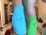 Passionate Lesbian Babes Play