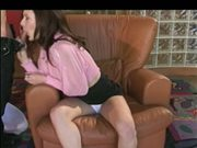Taylor Rain: Horny teen getting the action she should get