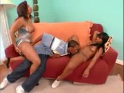 Ghetto chicks get good money for doing XXX movies