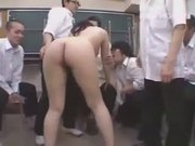 Asian Schoolgirl Gets Abused pt.2