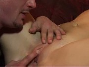 Cheating Slut Tastes Someone Else's Cum