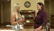 Kendra Banx & Magdalene St Michaels Are 2 Hot Lesbians