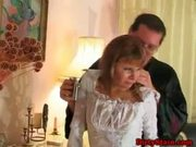 Hot Maid Fucked From Horny Dad