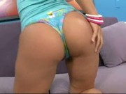 Brianna Beach Gets A Load On Her Ass