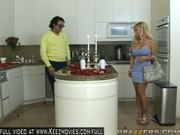 Shyla Stylez Has A Fire Burning Between Her Legs