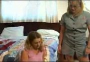 Horny teens get taught a lesson