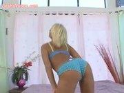 Sasha Von Shows Off Her Perfect Body
