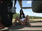 Monika Benz Flying High