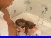 Lena sex on gthe bathroom hardcore big tits
