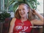 Allison White Ama blonde