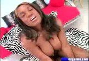 Black girl loves electric toys