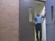 Kid Scares Cop