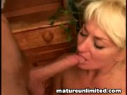 50 and hungry for the cock